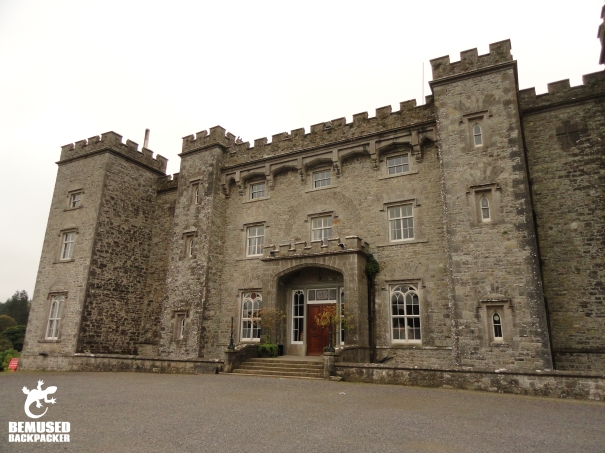 Ireland Ancient East Slane Castle
