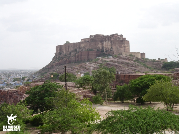 Mehrangarh fort, Jodphur India