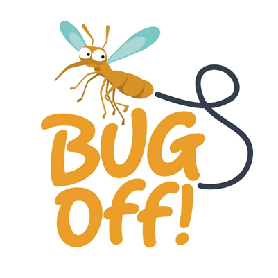 Bug Off campaign logo