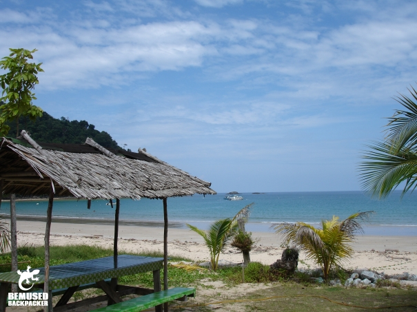 Juara Beach Tioman Island Malaysia