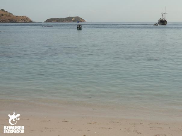 Komodo National Park Pink Beach Padar Island