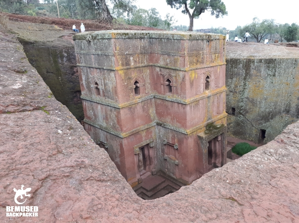 bete giyorgis rock hewn churches of lalibela ethiopia