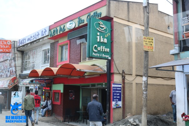 Coffee shop Ethiopia