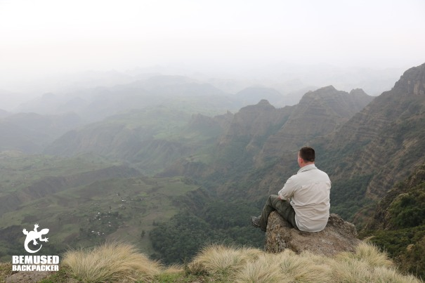 Michael Huxley Simien Mountains Ethiopia