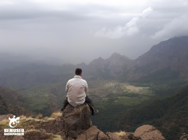 Michael Huxley Simien National Park Ethiopia