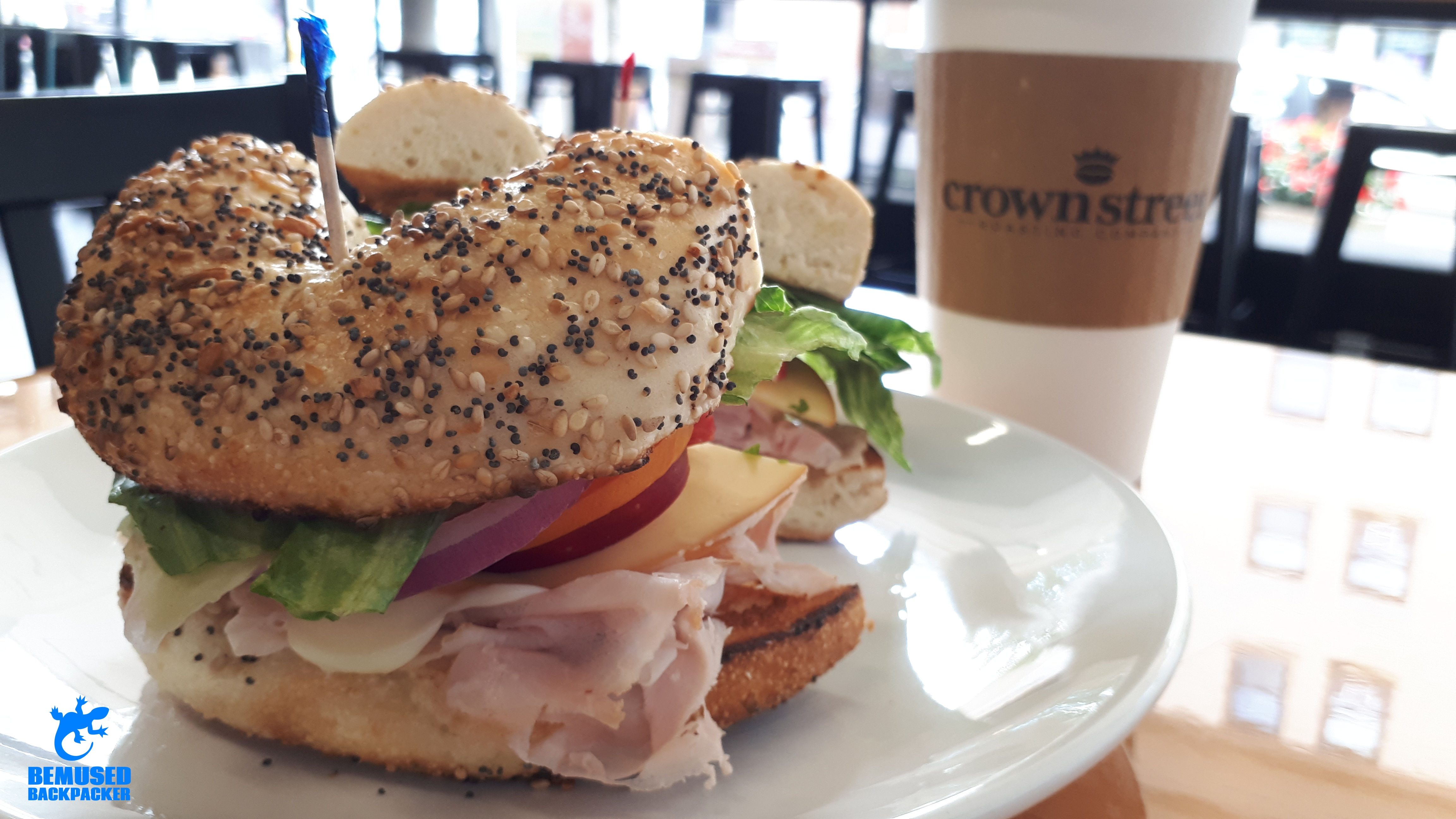 Crown Street Coffee and Brunch in Finger Lakes New York