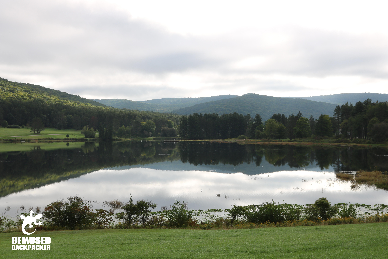 Lake at Finger Lakes New York