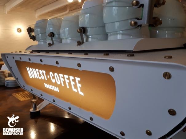 Honest Coffee Huntsville Alabama