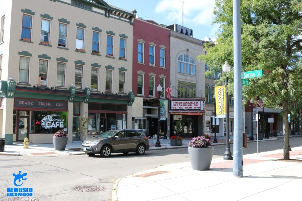 What to do in Jamestown New York