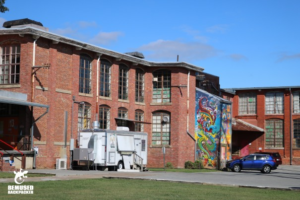 Lowe Mill Arts Huntsville Alabama