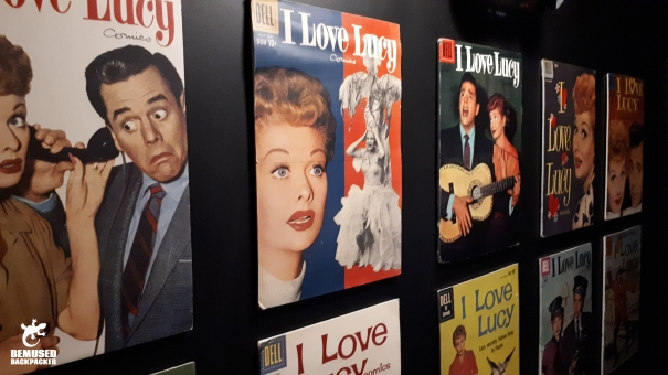 I Love Lucy Museum What to do in Jamestown New York