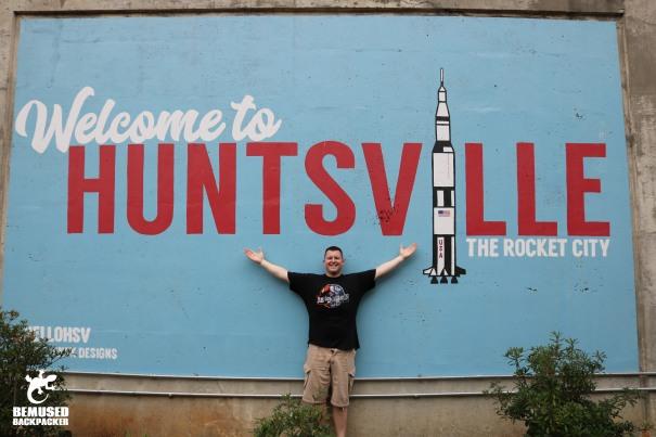 Michael Huxley Rocket City Huntsville Alabama