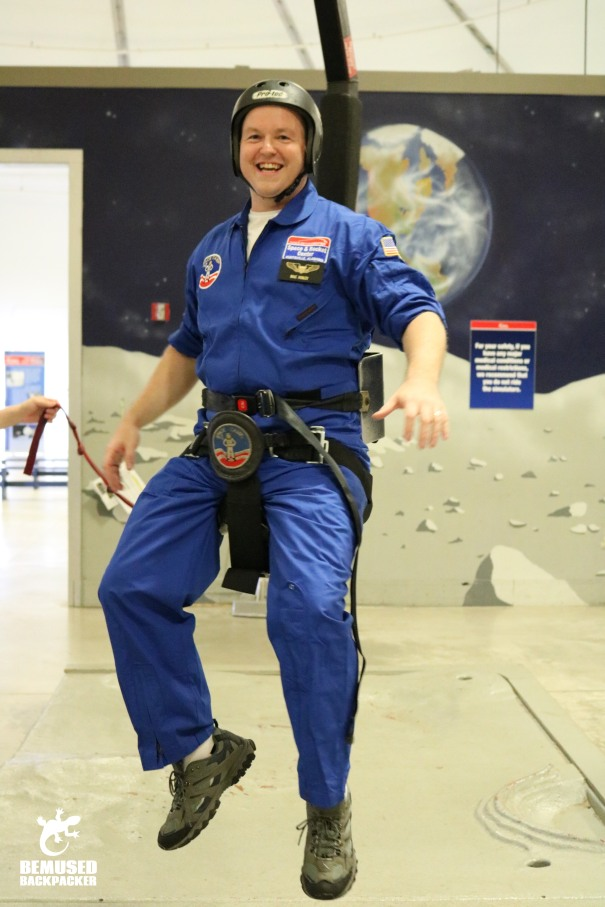 Michael Huxley Space Camp Huntsville Alabama