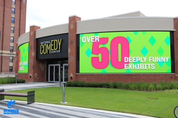 National Comedy Center what to do in Jamestown New York