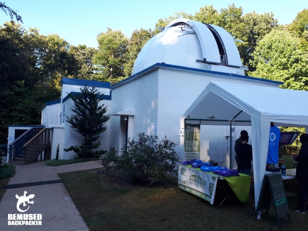 Wernher Von Braun Planetarium Rocket City Huntsville