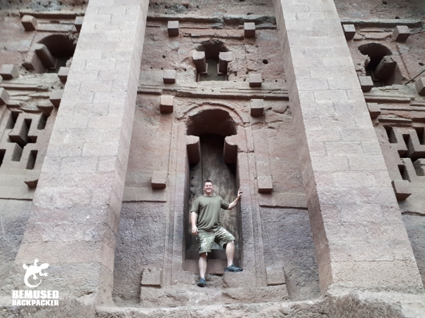 michael huxley rock hewn churches of lalibela ethiopia