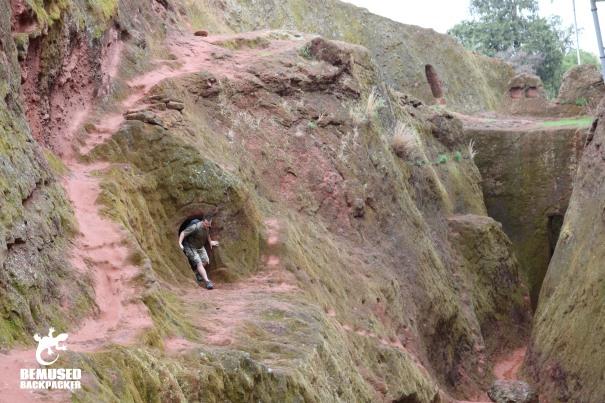rock hewn churches of lalibela ethiopia michael huxley