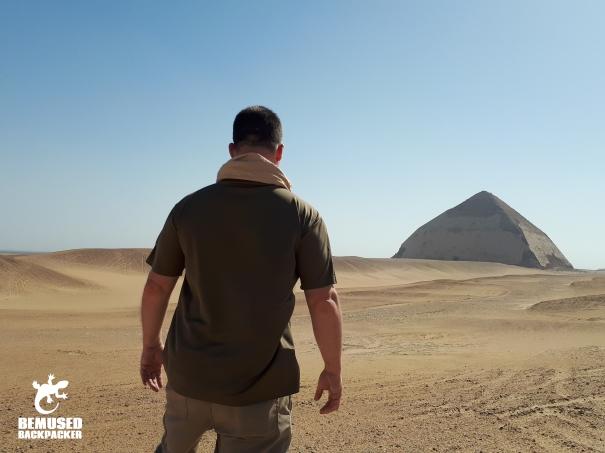 Michael Huxley Dashur Egypt