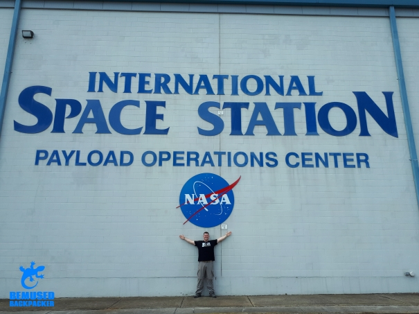 Michael Huxley NASA International Space Staion Payload Operations Centre