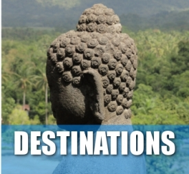 Bemused Backpacker Home Page Destinations