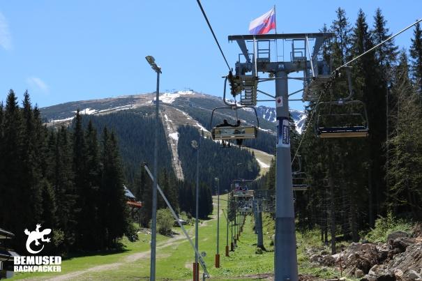 Jasna ski resort Slovakia
