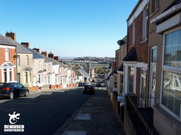 Gavin and Stacey Filming Locations Barry Island Trinity Street
