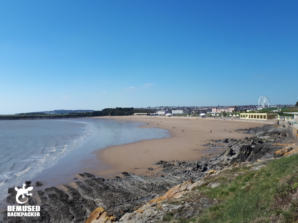 Gavin and Stacey Filming Locations Barry Island Whitmore Bay Beach