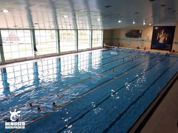 Slovakia Health and Wellness Travel Olympic Pool