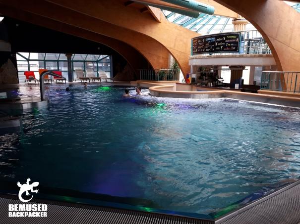 Pool Slovakia Spa