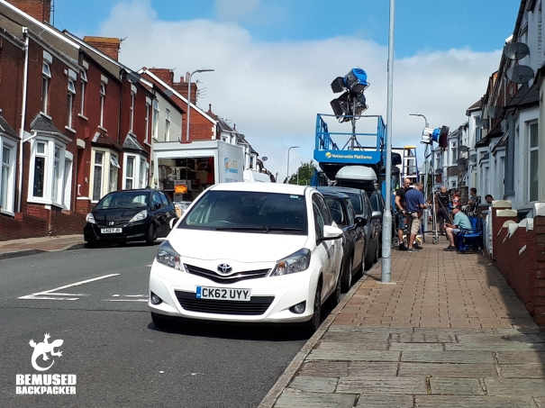Barry Island Wales Gavin and Stacey Filming Locations Trinity Street