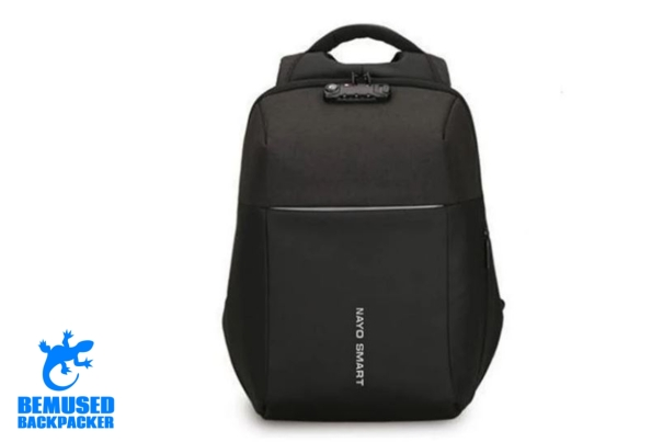 Nayo Smart Anti Theft Backpack Review Bemused Backpacker