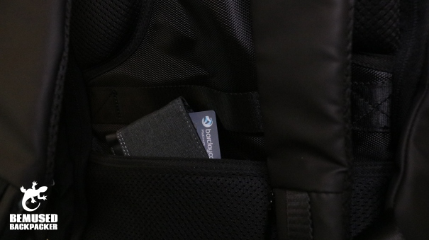 Nayo Smart Anti Theft Backpack Review Hidden Pockets
