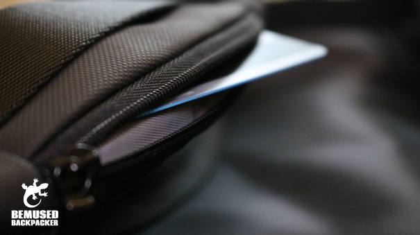 Nayo Smart Anti Theft Backpack Review Secret Strap Pockets