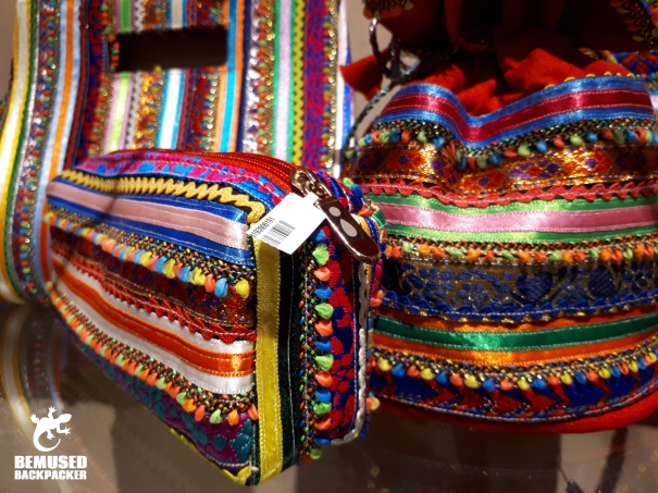 local craft bags from the House of MG Ahmedabad