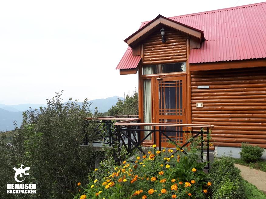 Banjara camps mountain lodge Himalayas