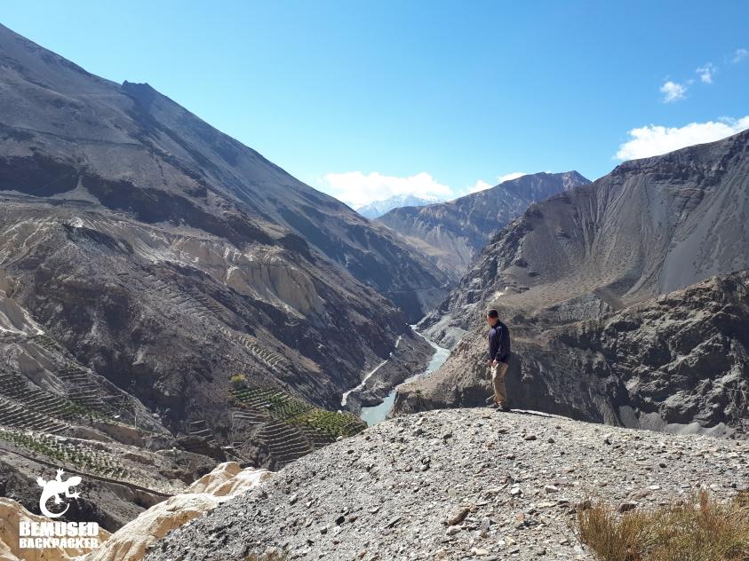 Himalaya road trip Michael Huxley