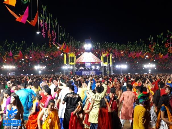 India Gujurat Navratri Garba