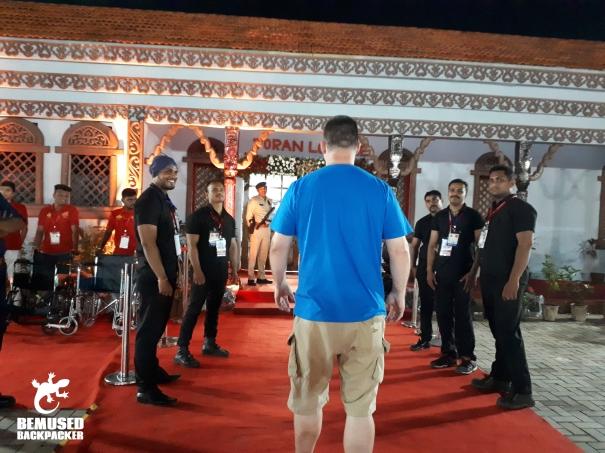 India Gujurat Navratri opening night