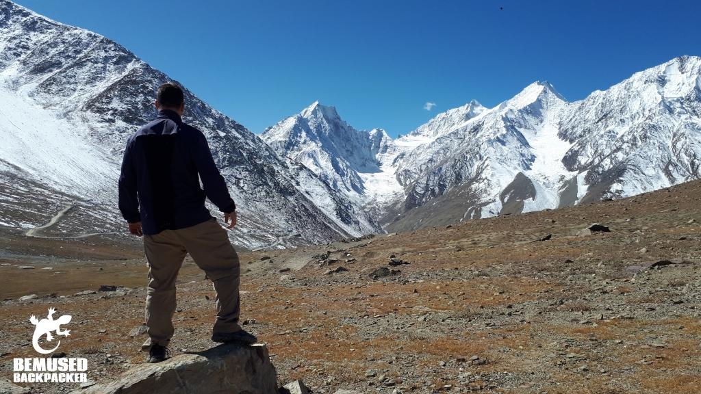 Michael Huxley Himalaya Road Trip Mountains