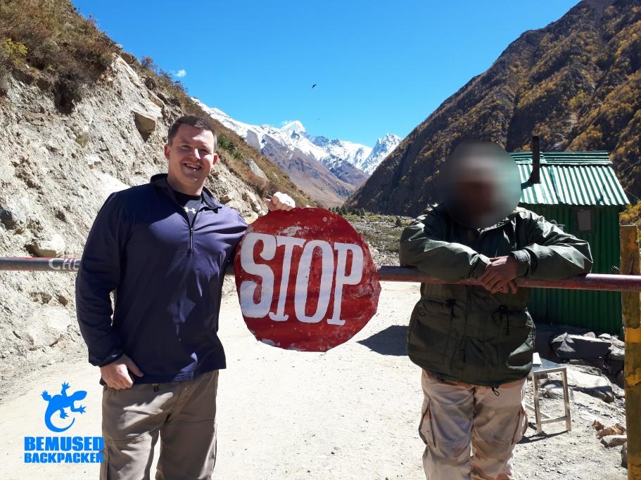 Michael Huxley Indo Tibetan Border ITBP Himalayas