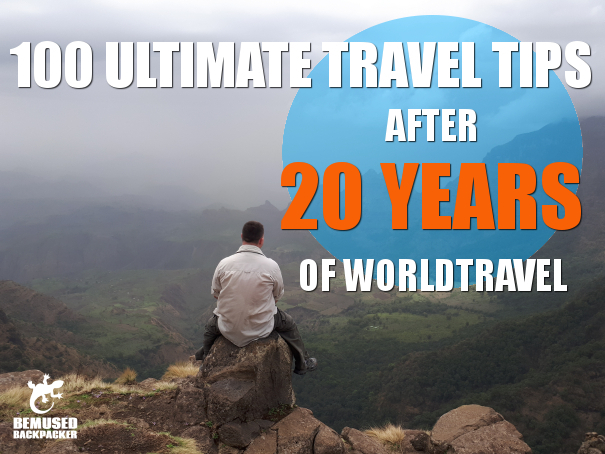 100 expert gap year tips after 20 years of travel