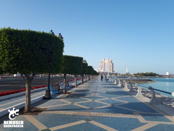 Abu Dhabi Corniche Waterfront