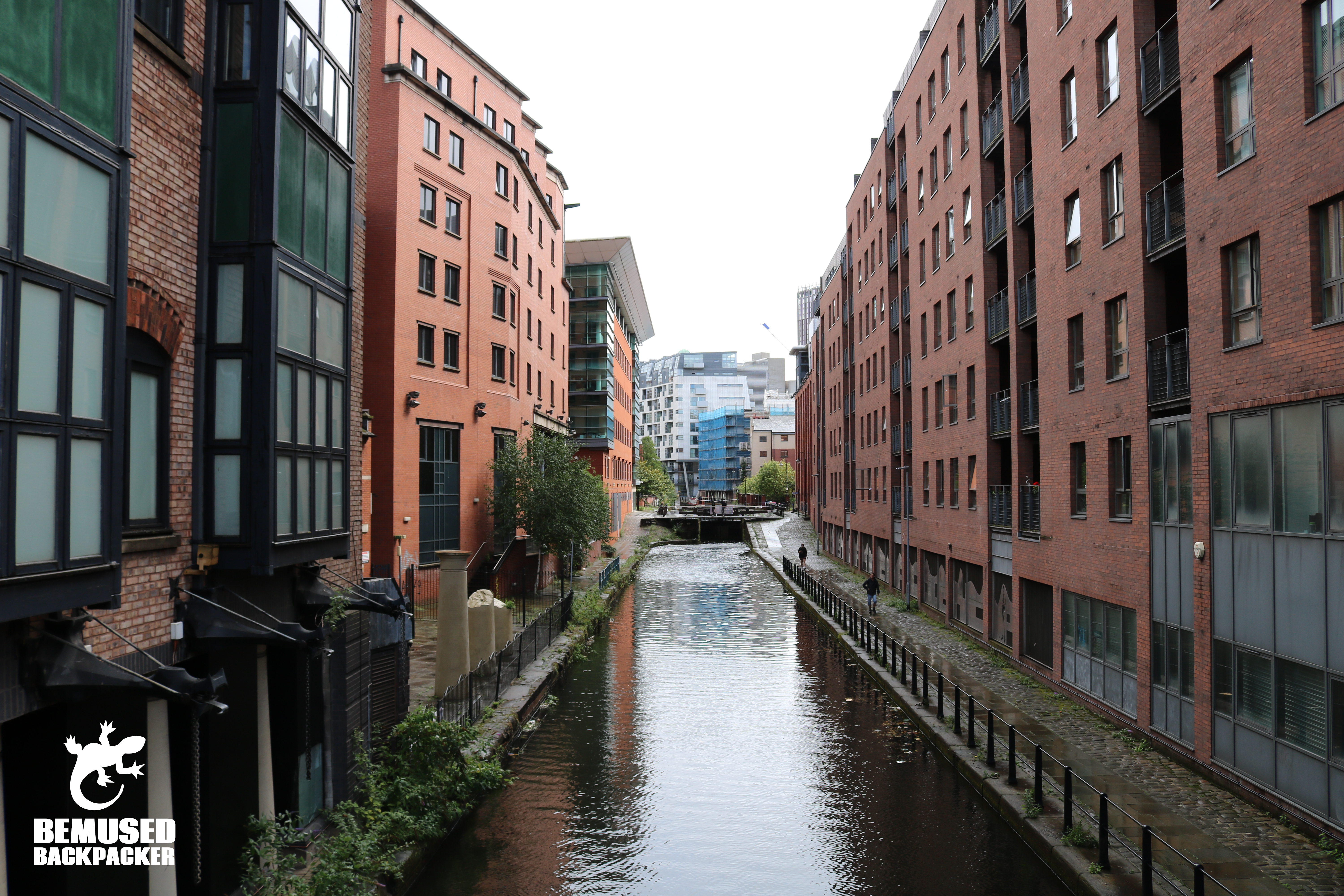 Manchester City Break Canal